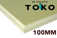 100mm XPS isolatieplaat polystyreen
